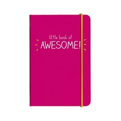 Obrázek Notes A6 Happy Jackson Little Book of Awesome