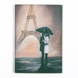 Obrázek Obraz Graham & Brown Kissing In Paris, 70 x 100 cm
